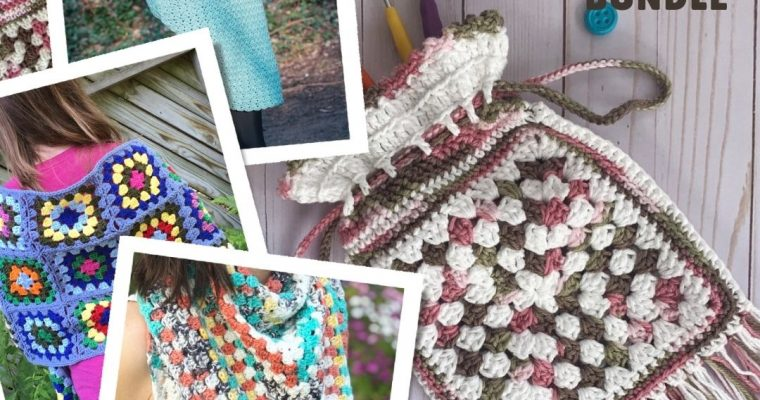 Stitching with Granny Bundle