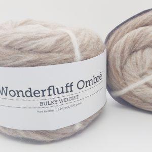 2 skeins of Wonderfluff yarn
